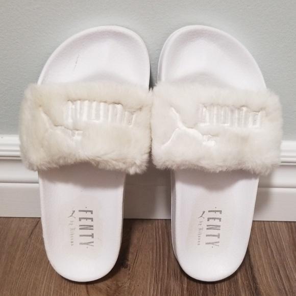 Fenty Beauty Shoes - FENTY puma slides
